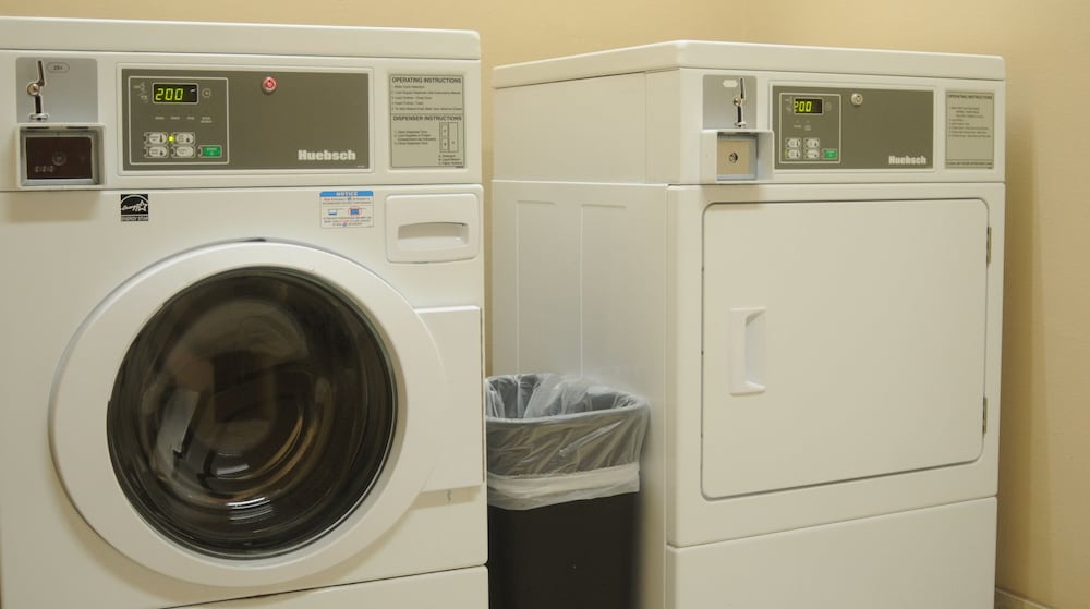 Laundry, Holiday Inn Express & Suites Sedalia