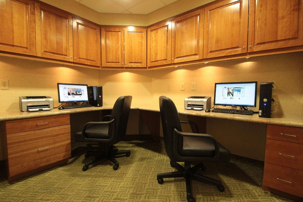 Business Center, Hampton Inn Hampton-Newport News