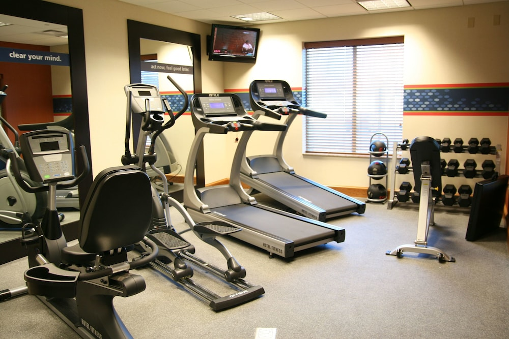 Gym, Hampton Inn Hampton-Newport News