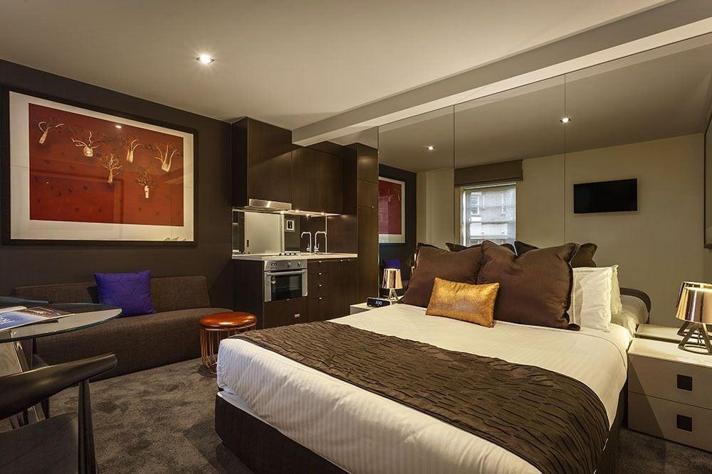 quest east melbourne east melbourne australia best. Black Bedroom Furniture Sets. Home Design Ideas