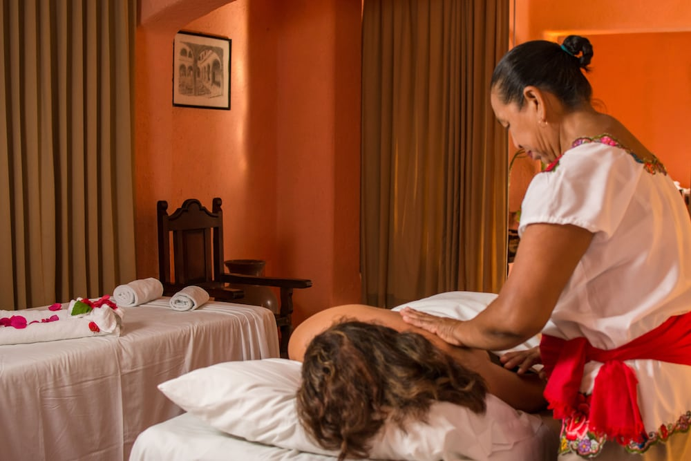 Massage, Villas Arqueologicas Chichen Itza