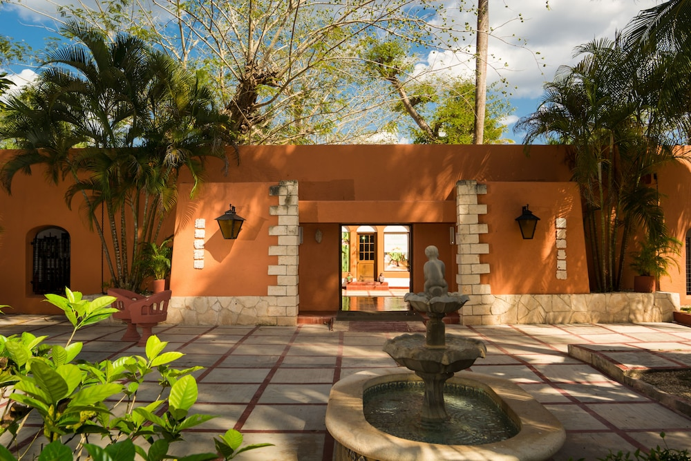 Front of Property, Villas Arqueologicas Chichen Itza