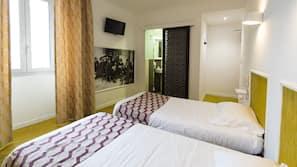 Select-Comfort-Betten, Schreibtisch, schallisolierte Zimmer