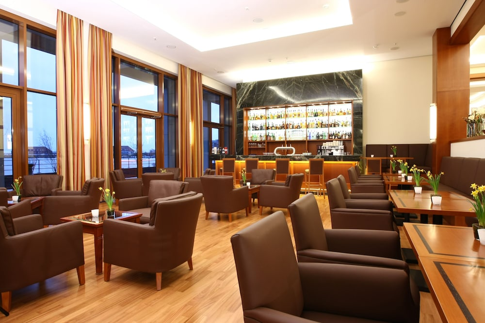 Bar, ATLANTIC Hotel Wilhelmshaven