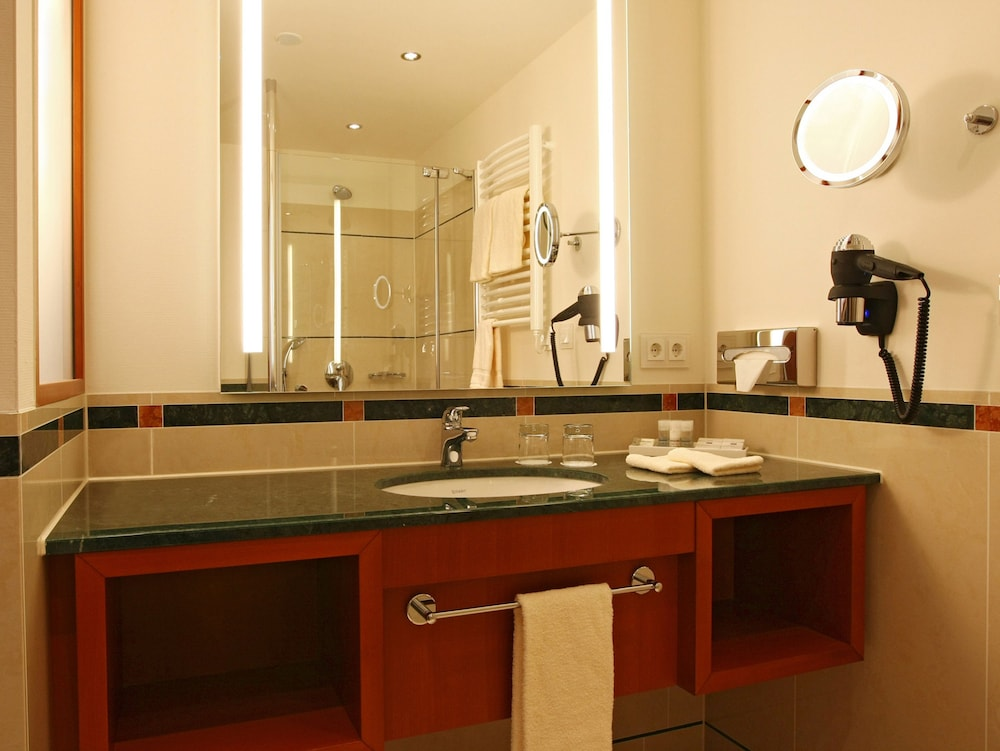 Bathroom Sink, ATLANTIC Hotel Wilhelmshaven