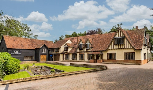 The Great Hallingbury Manor Hotel