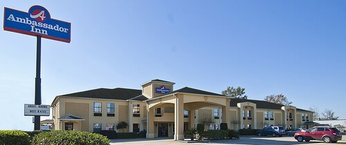 Check Expedia for Availability of Ambassador Inn Lafayette