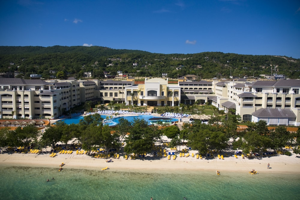 Aerial View, Iberostar Rose Hall Beach All Inclusive