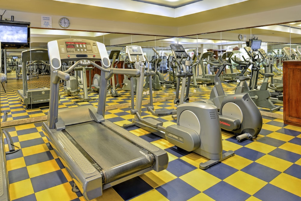 Fitness Facility, Iberostar Rose Hall Beach All Inclusive