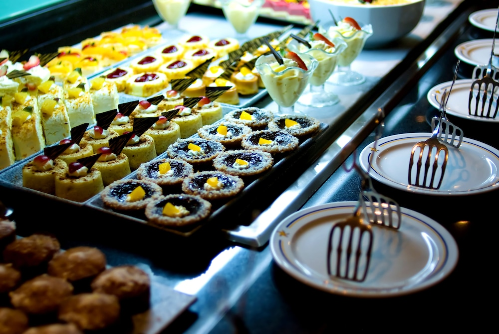 Buffet, Iberostar Rose Hall Beach All Inclusive