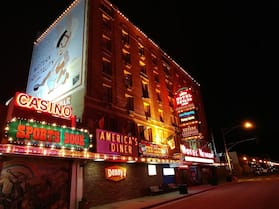 Historic Hotel Nevada and Gambling Hall