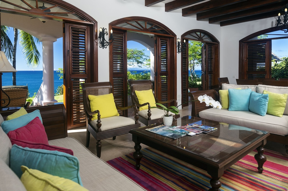 Living Area, Cap Maison Resort & Spa