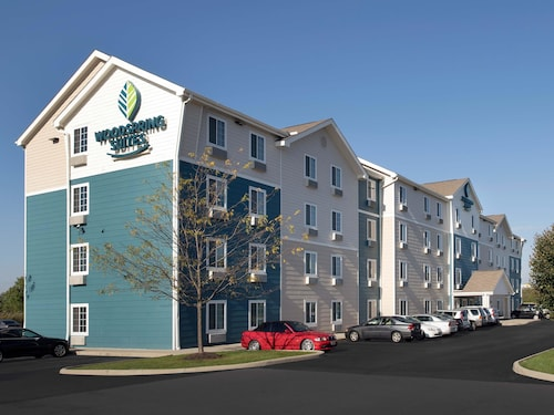 WoodSpring Suites Columbus Fort Benning Bldg. 2