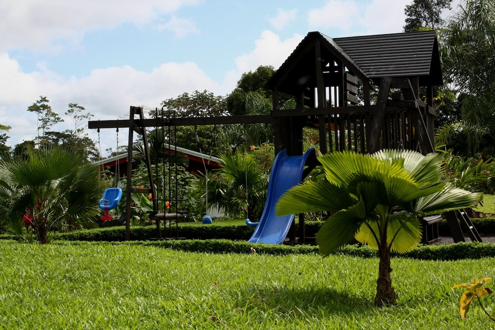 Children's Play Area - Outdoor, Volcano Lodge Hotel & Thermal Experience