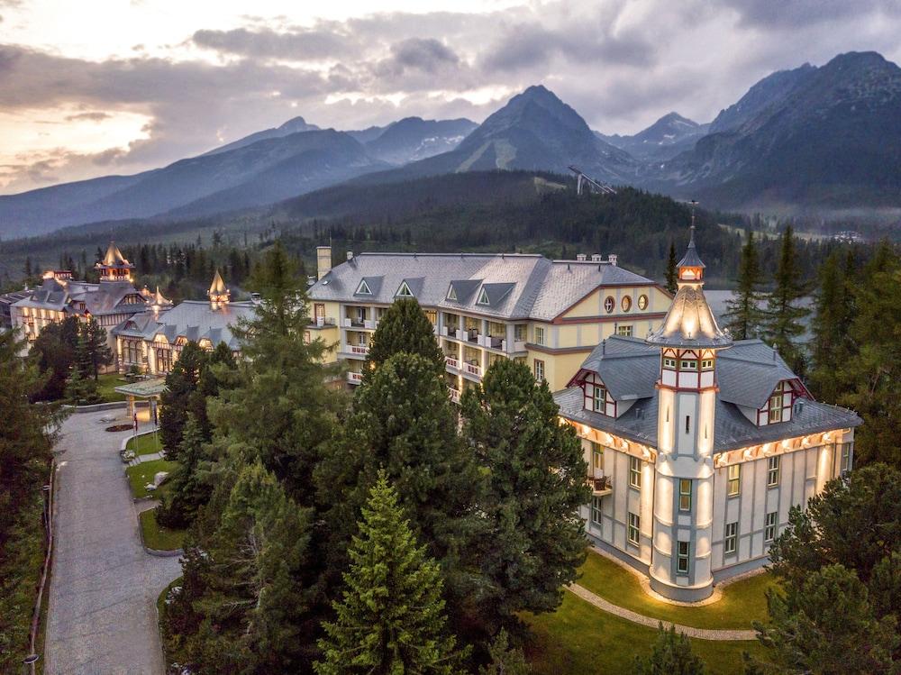 Grand Hotel Kempinski High Tatras: 2019 Room Prices $178