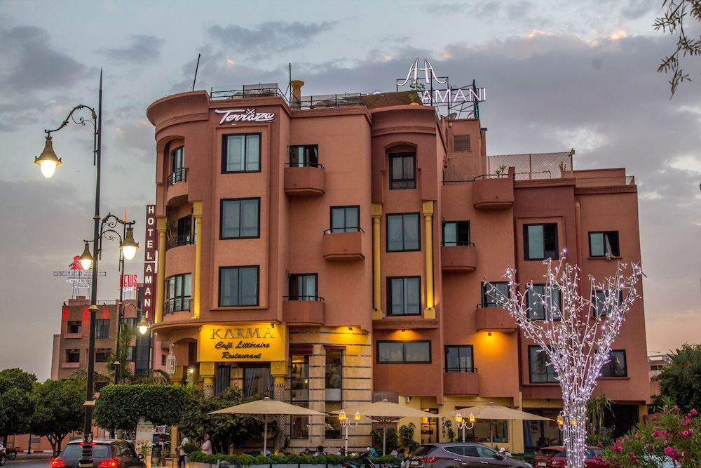 Amani Hôtel Appart In Marrakech Hotel Rates Reviews On