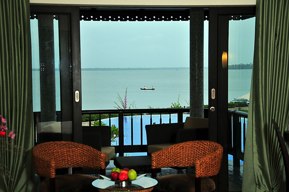 View from Room, Ramada Resort by Wyndham Kochi