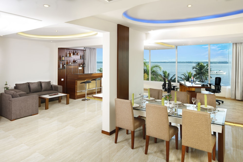 In-Room Dining, Ramada Resort by Wyndham Kochi