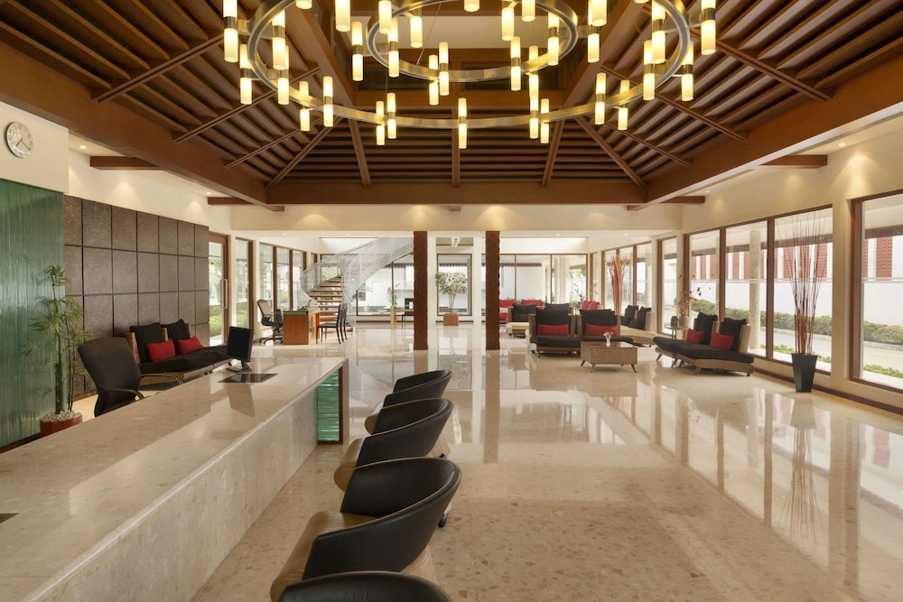 Lobby, Ramada Resort by Wyndham Kochi