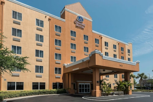 Great Place to stay Comfort Suites Tampa Airport North near Tampa