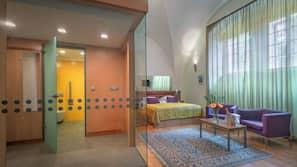 Allergitestet sengetøy, dundyner og senger med Select Comfort-madrass