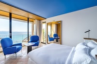 Deluxe Room, Balcony, Sea View