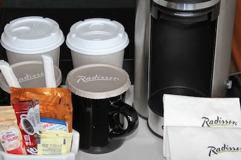 Room (Guest) - In-Room Coffee