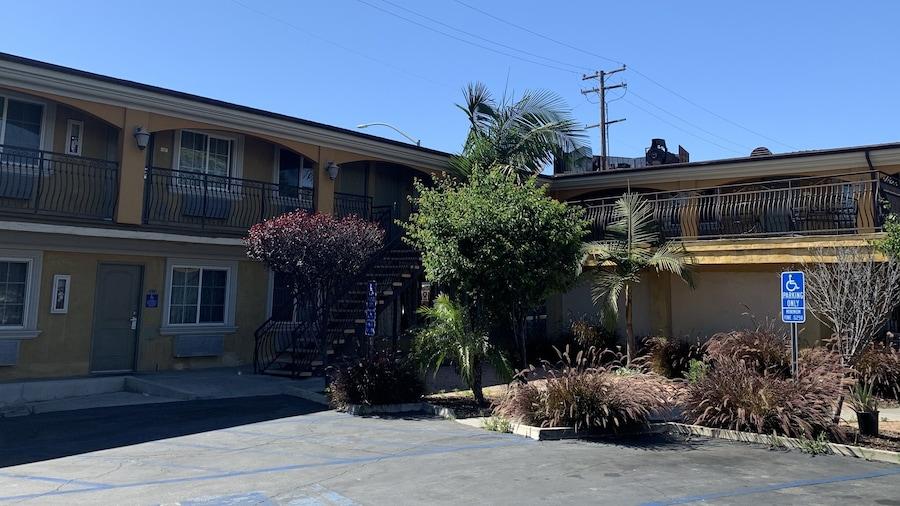 Santa Fe Inn Los Angeles