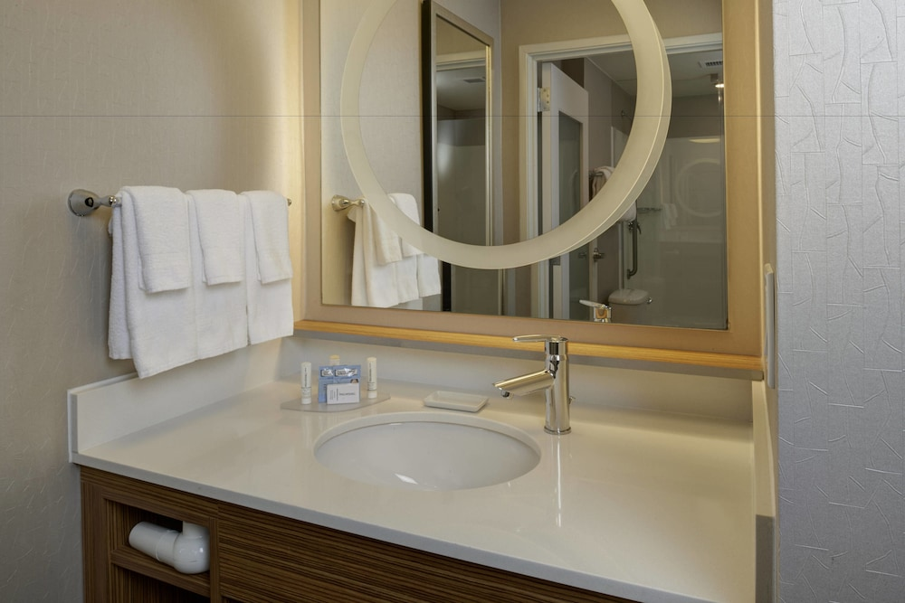 Bathroom, SpringHill Suites St. Louis Brentwood