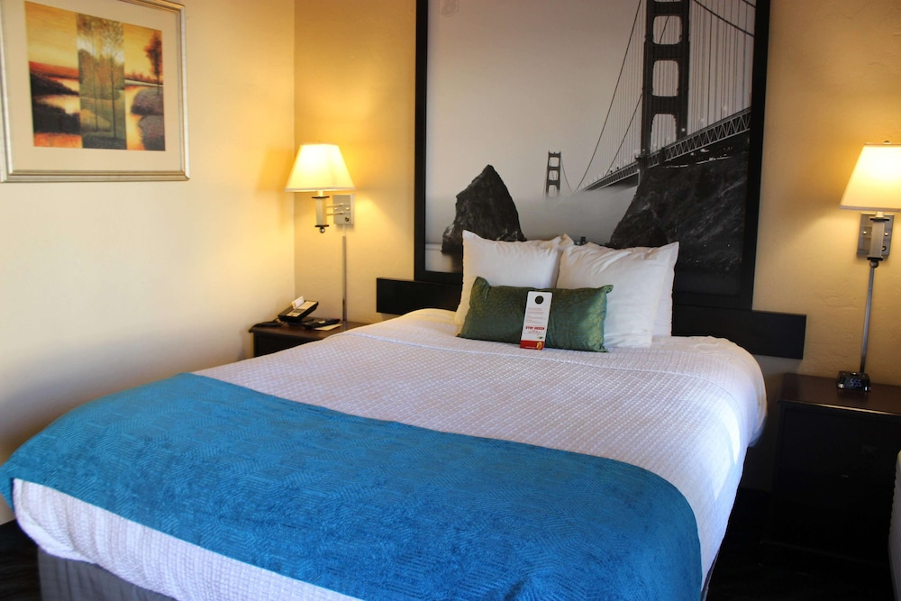 Room, Super 8 by Wyndham Berkeley