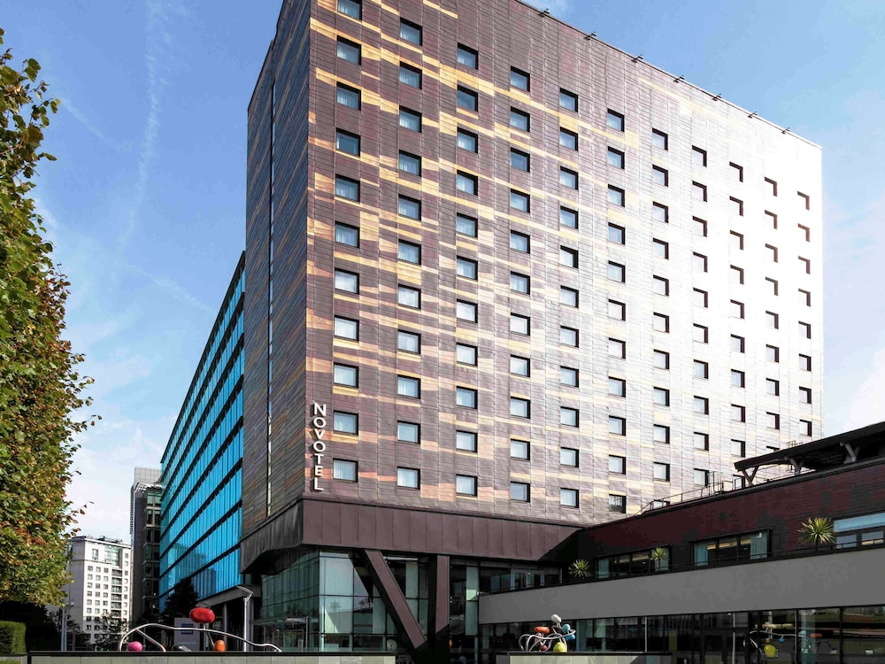 Exterior, Novotel London Paddington