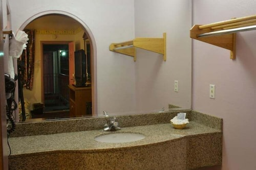 Bathroom Sink, The Flamingo Motel