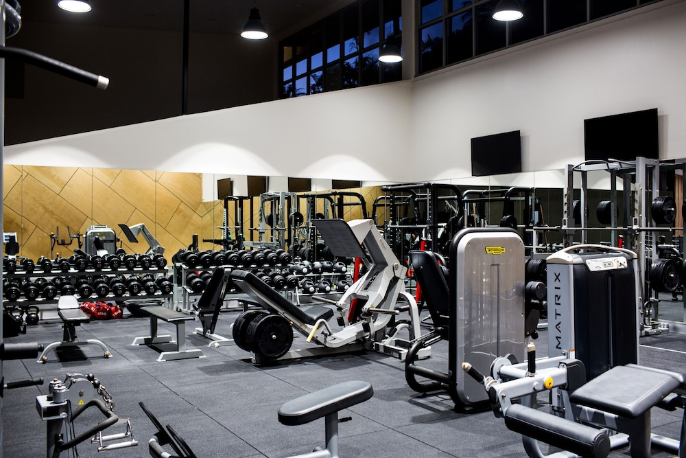 Fitness Facility, Reef View Hotel