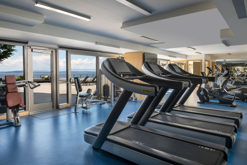 Fitness Facility, Four Seasons Hotel Seattle