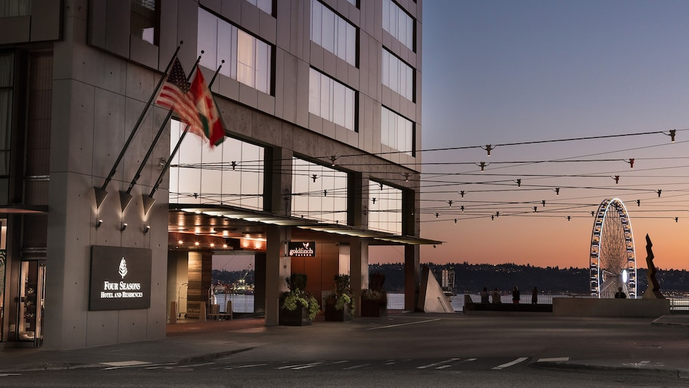 Exterior, Four Seasons Hotel Seattle