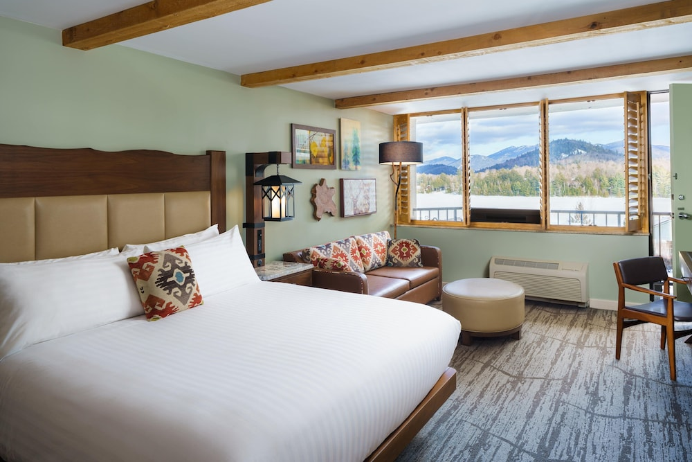 Room, High Peaks Resort