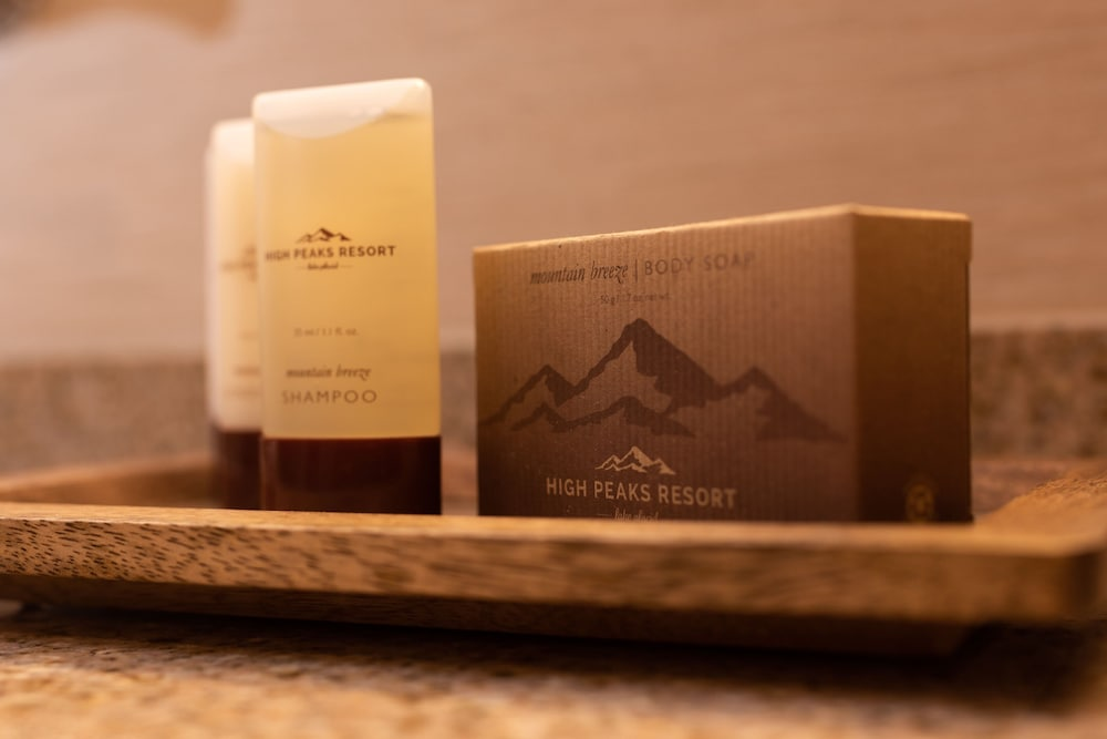 Room Amenity, High Peaks Resort