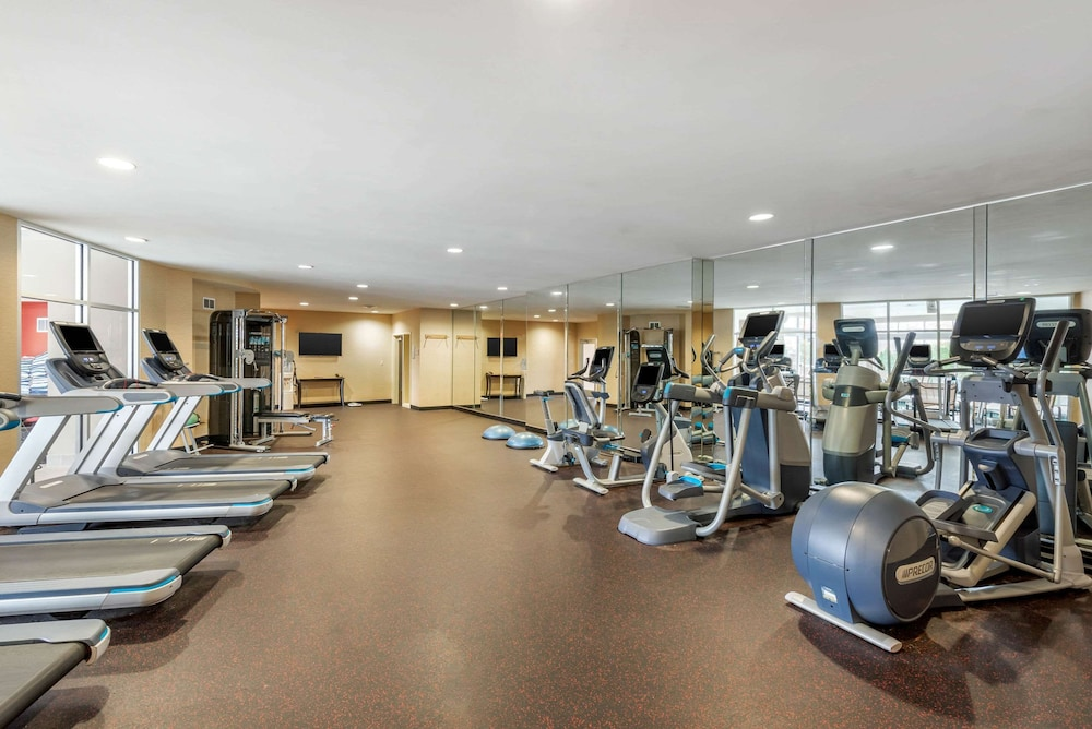 Fitness Facility, Cambria Hotel Akron - Canton Airport