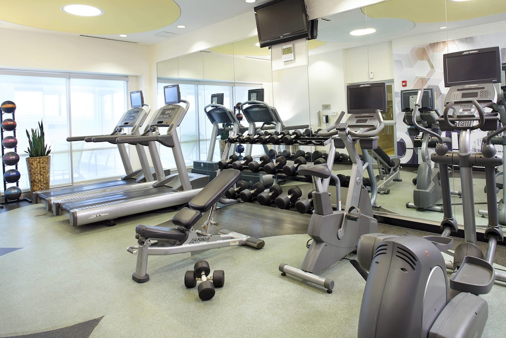Fitness Facility, SpringHill Suites by Marriott Chicago Waukegan/Gurnee