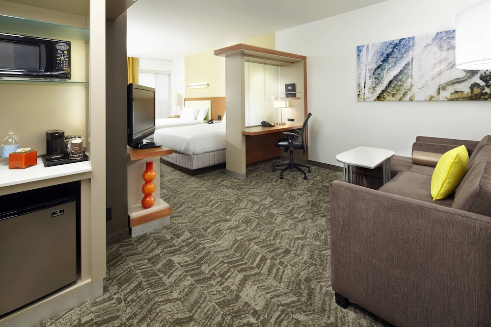Room, SpringHill Suites by Marriott Chicago Waukegan/Gurnee