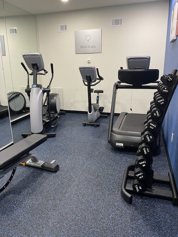 Fitness Facility, Comfort Suites Kings Bay Naval Base Area