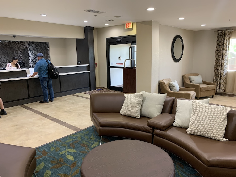 Reception, Candlewood Suites Grand Prairie - Arlington, an IHG Hotel