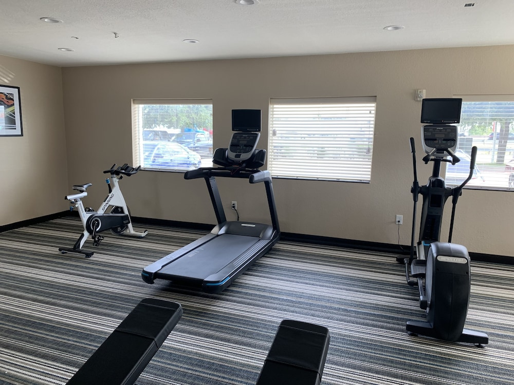 Gym, Candlewood Suites Grand Prairie - Arlington, an IHG Hotel