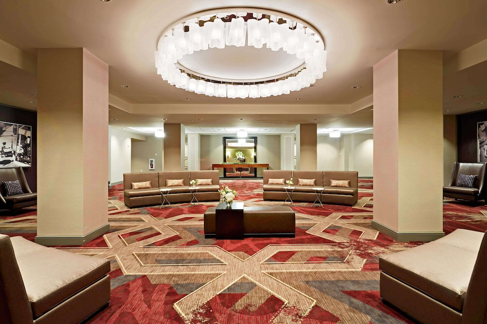 Meeting Facility, Hilton Richmond Downtown