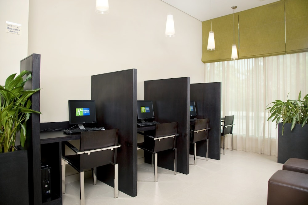 Business Center, Holiday Inn Express Dubai Safa Park, an IHG Hotel