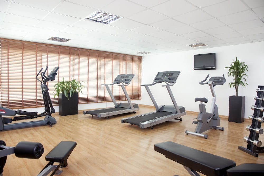 Fitness Facility, Holiday Inn Express Dubai Safa Park, an IHG Hotel