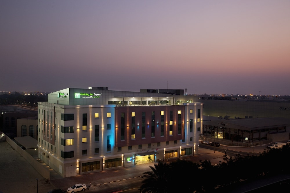 Exterior, Holiday Inn Express Dubai Safa Park