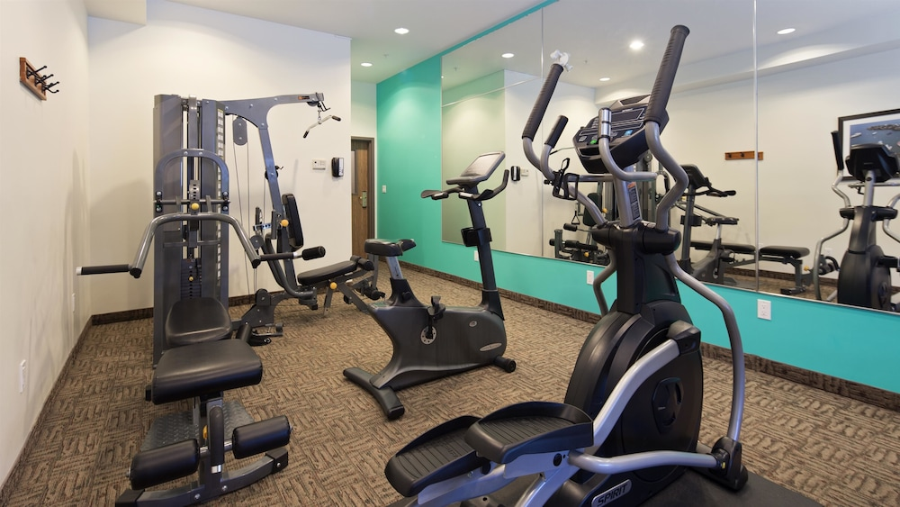 Fitness Facility, Best Western Plus Saint John Hotel & Suites