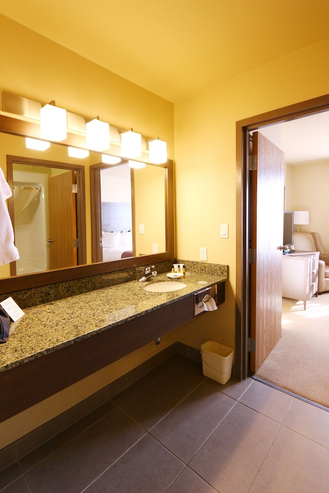Bathroom Sink, Best Western Plus Saint John Hotel & Suites