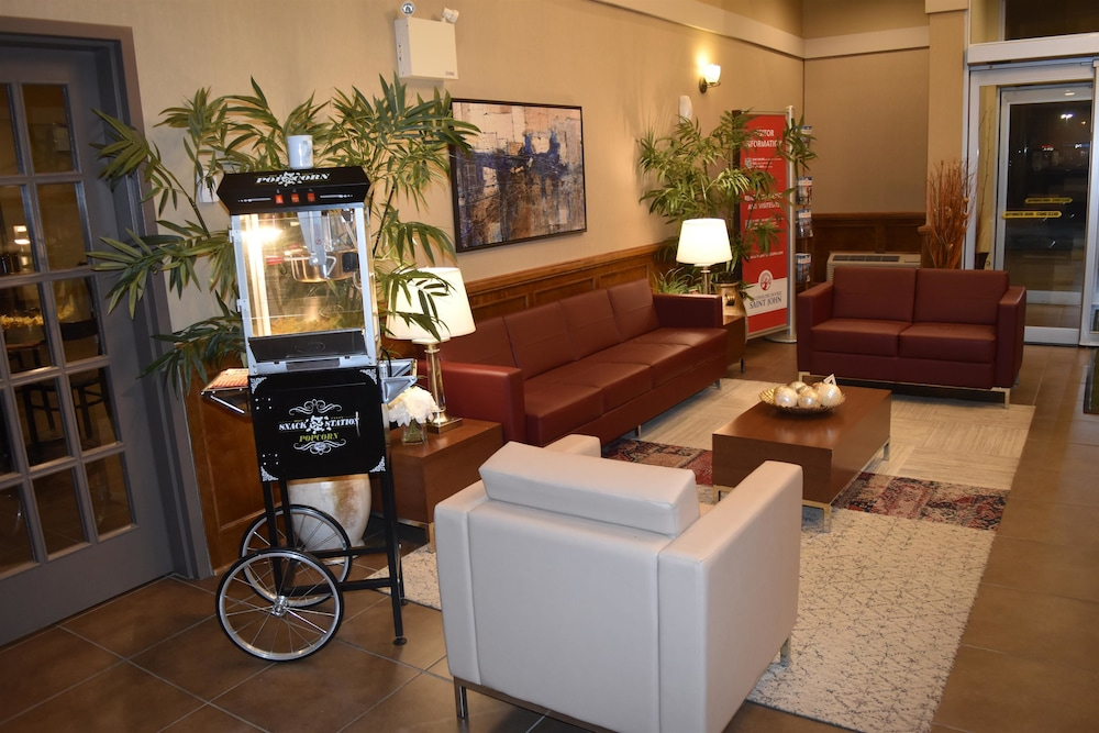 Lobby, Best Western Plus Saint John Hotel & Suites